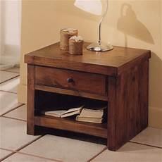 comodino legno comodini etnici in legno vintage e industrial sconti
