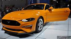 2020 Ford Mustang Gt by 2020 Ford Mustang 5 0 Gt Interior Exterior Fastback