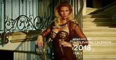 Miss Tuning 2018 Gets Calendar Shooting In