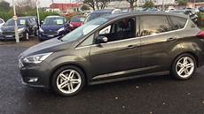 used ford c max 1 5 tdci titanium x 5dr magnetic grey 2017