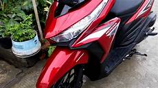 Skotlet Motor Vario 150 by New Vario 125 150 Esp Cbs Iss Bionic Merah