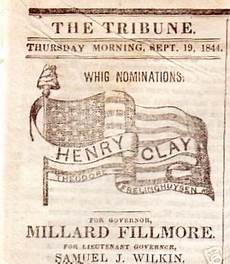 whig party united states facts for kids
