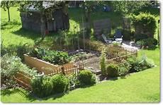 Gemüsebeet Anlegen Ideen - gem 252 segarten mit hochbeet oben wohnen und