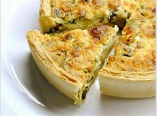 low fat bisquick crust bacon and cheese quiche_image