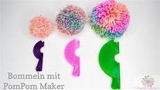 Einfache Bommeln Machen Pompom Maker