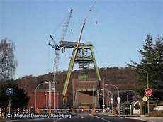 demontage f 246 rderger 252 st bergwerk prosper haniel bottrop