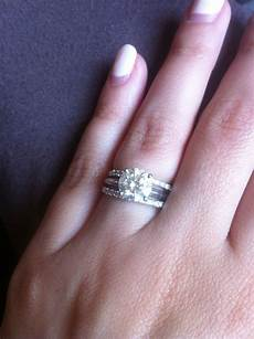gorgeous engagement rings wedding bands double wedding bands engagement ring wedding band