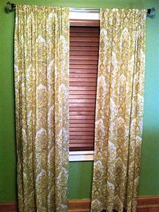 decorella how to make curtains from a bed sheet