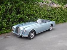 1960 Alvis TD21 Drophead Coupe – Coys Of Kensington