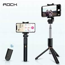 Sheingka Dh288 Extendable Selfie Stick Monopod by Rock 3 In 1 Wireless Bluetooth Selfie Stick Foldable Mini