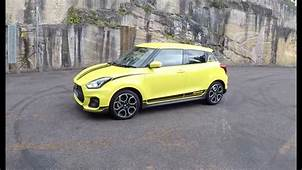 New Suzuki Swift 2019 Sport Review And Specs Car Hd