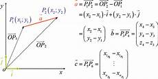 Vektorrechnung F 252 Rs Abitur Vektoren Mathematik Fabulierer