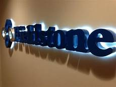 halo lit wall mounted channel letters channel letters channel letters wall lights lettering
