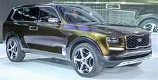 2020 kia telluride exterior 2020 kia telluride specs review interior price concept