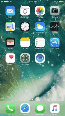 Home Screen Supreme Gif Wallpaper lockwatch photoslock snoverlay and other jailbreak