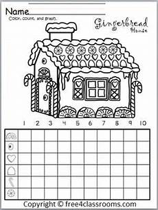 geometry lesson worksheets 792 math activities free gingerbread house graph winter and ma