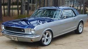 64 66 Mustangs