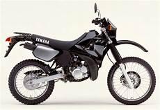 2003 Yamaha Dt 125 Moto Zombdrive