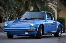 1982 Porsche 911 Sc Targa In Excellent Condition