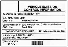 how to obtain a copy of a certificate of conformity for a light duty vehicle car truck or
