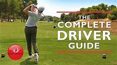 golf driver swing the complete driver golf swing guide rick shiels