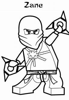 ausmalbilder ninjago zane ninjago ausmalbilder