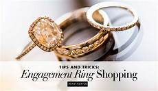engagement rings shopping tips and tricks inside weddings