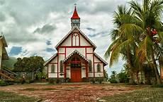 Sikka Gereja Tua Sikka Dan Lepo Gete Beta Ntt
