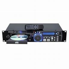 usb cd player omnitronic xdp 1400 cd usb sd player w ir remote