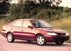 2000 Toyota Corolla Pricing Reviews Ratings Kelley