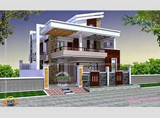Indian Home Exterior Designs Gallery ? Styles Of Homes