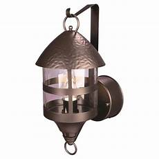 heath zenith 15 75 in h rubbed bronze motion activated