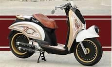 Modifikasi Scoopy Baru by Honda Scoopy Modifikasi Dari Motorplus Oto Trendz