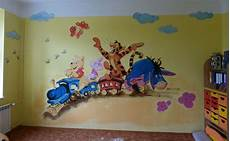 Wandmalerei F 252 R Kinder Wandgem 228 Lde Verschiedene Motive Auf