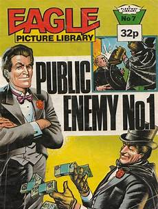 enemy no 1 eagle picture library 7 enemy no 1 issue