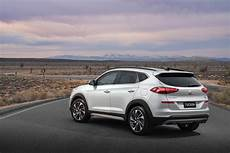 2019 Hyundai Tucson Revealed A Week After The 2018 Sport