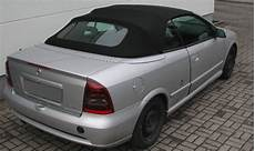 opel astra g convertible top