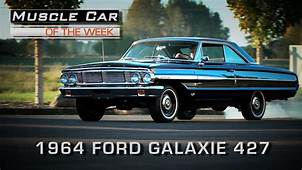 Muscle Car Of The Week Video Episode 190 1964 Ford