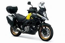 Suzuki Updates V Strom 650 Range To Look Visordown