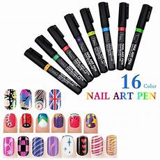 diy nail polish pen nail art pen nail art decoration uv