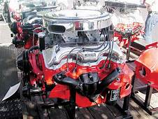 348 And 409 W Engines  Chevys First Big Blocks Super