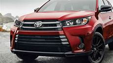 toyota models 2019 2019 toyota highlander model overview pricing tech and