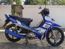 Modif Jupiter Z 2004 by Modifikasi Jupiter Tahun 2004 Modifikasi Motor Terbaru