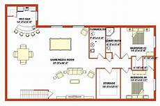 house plans with finished basements beautiful one story house plans with finished basement