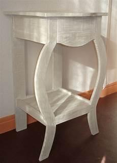 le de chevet en bois chevet ceruse photo de 1 meubles en bois de palette