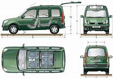 Dimension Kangoo 1 Recommended Innolift Model For Renault