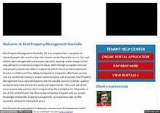 Property Management Companies Nashville Tn by Property Management Nashville Tn