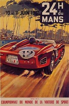 Le Mans 24 Hours 1961 Photo Gallery Racing Sports Cars