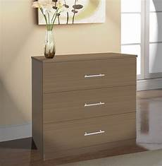 Small Dresser Drawers by Modern 3 Drawer Dresser Small Chest Of Drawers