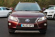 used 2013 lexus rx 450h luxury design pack for sale in